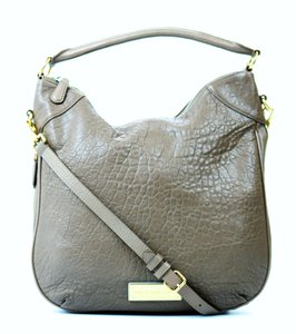 Marc Jacobs Leather Billy Satchel in Brown