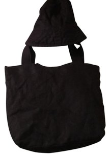Gap Black Beach Bag