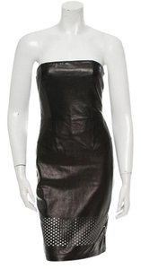 Alexander Wang Chanel Perforated Cut Out Dress