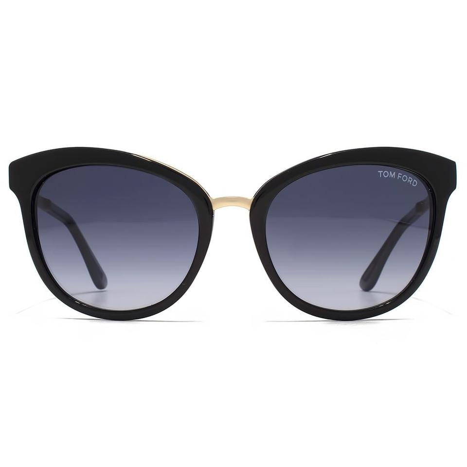 Emma Gradient Frame Cateye Glasses : Tom Ford TOM FORDEmma Gradient Cat-Eye Sunglasses Like New ...