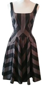 Marc by Marc Jacobs short dress Black/Grey on Tradesy