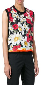 Dolce&Gabbana Chanel Top Floral