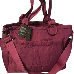 Marc by Marc Jacobs Purple Diaper Bag