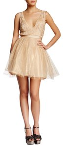Free People Tutu Party Beaded Dress