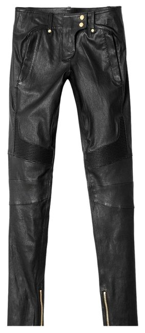 Preload https://item1.tradesy.com/images/balmain-x-h-and-m-leather-black-hm-skinny-jeans-size-25-2-xs-19881250-0-1.jpg?width=400&height=650