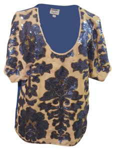 Neiman Marcus for Target Tracy Reese Top Blue