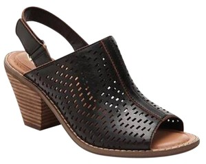 Dr. Scholl's Black, Brown Mules