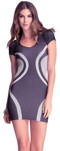 bebe Bodycon Contour Dress