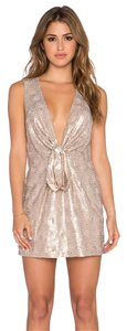 Free People Sequin Rocker Party Boho Glam Dress
