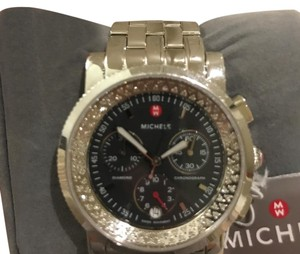 Michele Michele Sports Sail With Diamond Gray Face