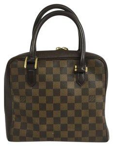 Louis Vuitton Lv Canvas Brera Tote in damier