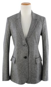 Burberry Wool Grey Jacket