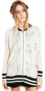 Free People Cream, white, ivory Jacket