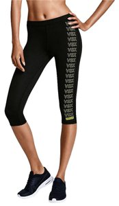Victoria's Secret NEW Victoria's Secret Sport Tight Workout Crop gym short pants M