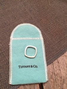 Tiffany & Co. Frank Gehry sterling silver wide Torque Ring Size 6
