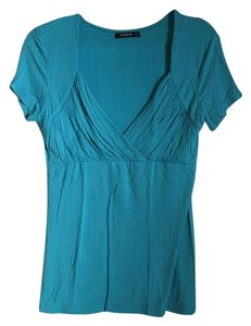 Patty Boutik T Shirt Turquoise