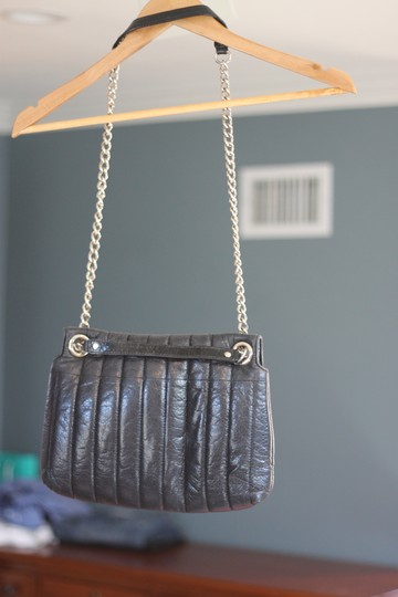 Kate Spade Leather Quilted Chain Cross Body Bag