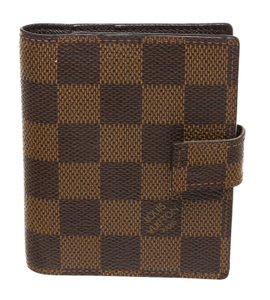 Louis Vuitton Louis Vuitton Damier Ebene Card Holder