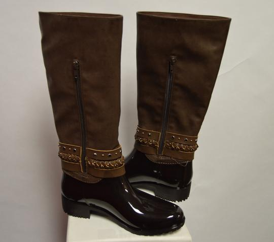 Other Monogram Patent Brown Boots