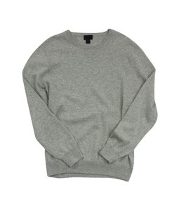 J.Crew Grey Cashmere Sweater