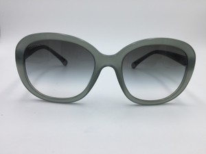 Chanel Stunning Quilting Oval Green Chanel Sunglasses 5328 c.1531