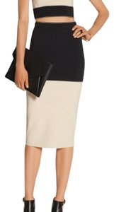 Rag & Bone Skirt Black and cream