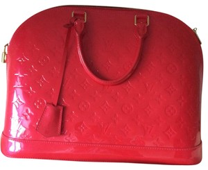 Louis Vuitton Satchel in R Grenadine