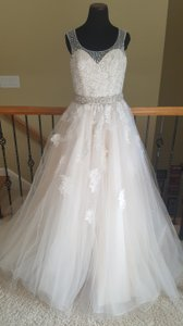 Madeline Gardner New York 51104 Wedding Dress