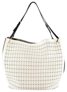 Tod's Tods Leather Tote in White