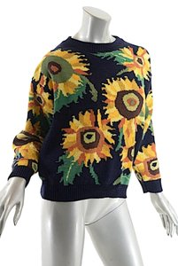 Christine Foley Sunflower Sweater