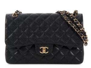 Chanel Quilted Cc Jumbo Ch.k0901.11 Shoulder Bag