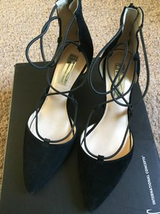 INC International Concepts BLACK Pumps