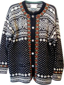 Dale of Norway Cardigan Sweater