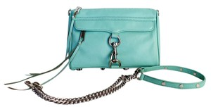 Rebecca Minkoff Blue Handbags Spring Summer Cross Body Shoulder Bag