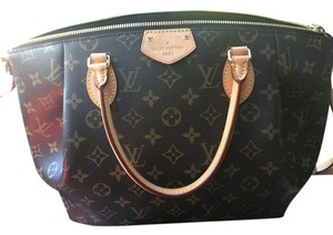 Louis Vuitton Monogram Satchel in Monagram