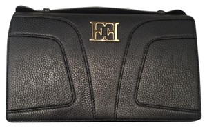Escada Black Clutch