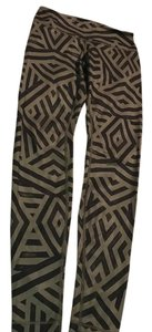 Lululemon Aztec Pattern Leggings