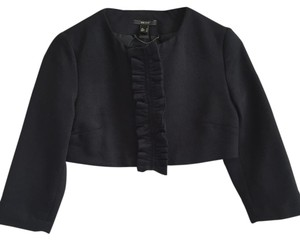 Mango Black Jacket