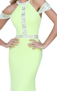 Sherri Hill Prom Jersey Fitted Dress