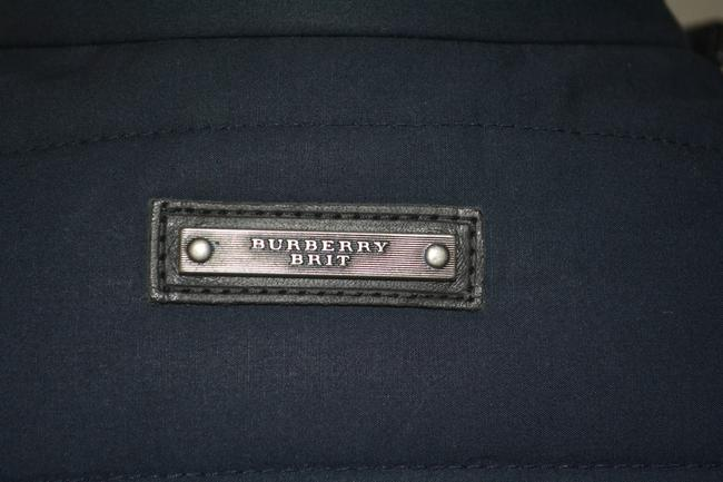 Burberry Shearling Shearling Leather Coat Image 10