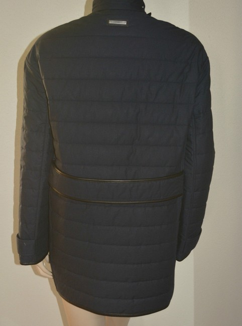 Burberry Shearling Shearling Leather Coat Image 6