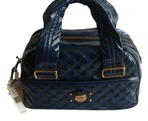 Marc Jacobs Satchel in midnight