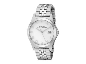 Marc by Marc Jacobs Marc By Marc Jacobs 3410 Slim Women's Silver Stainless Steel Watch
