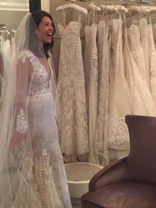 Ines Di Santo Madrid Wedding Dress