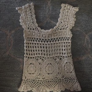 Pins and Needles Top Ivory