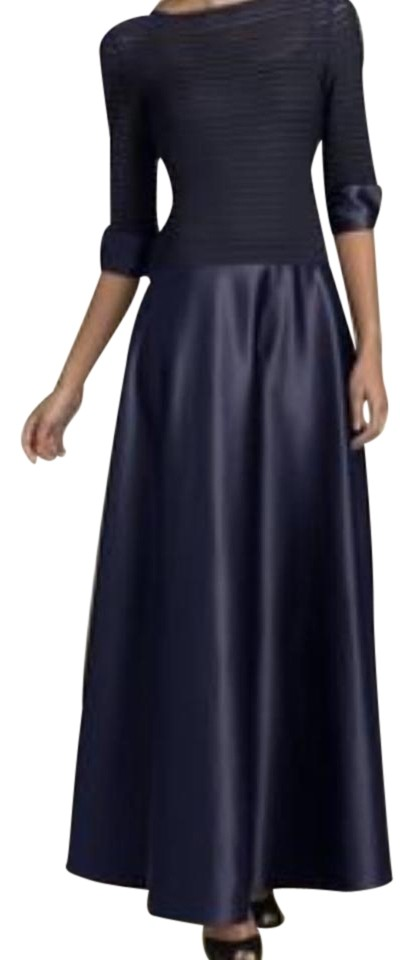 Js Collections Mother Of The Bride Wedding Longsleeve Clic Dress