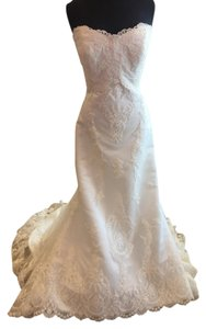 David Tutera For Mon Cheri David Tutera J1820 Wedding Dress