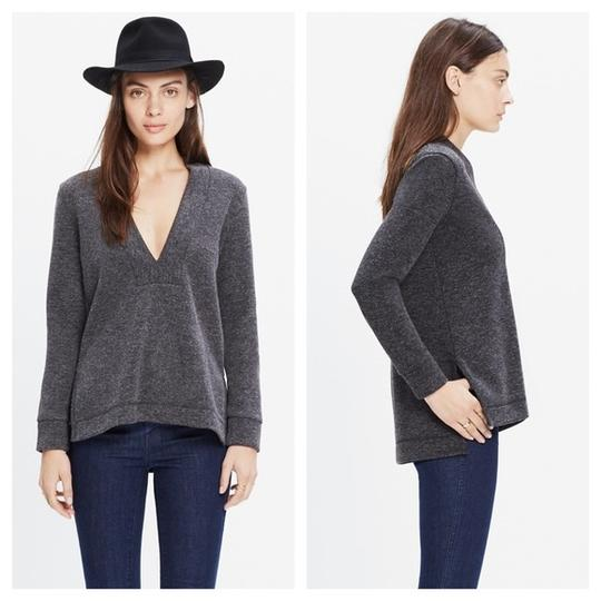 durable service Madewell Low-v Sweater