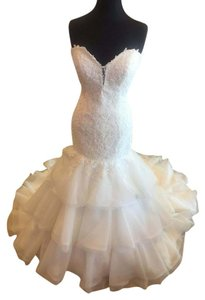 David Tutera For Mon Cheri David Tutera 215262 Wedding Dress