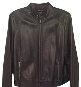 Valerie Stevens Leather Jacket